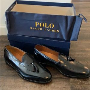 Polo Ralph Lauren Dress Shoe with Duster Bag